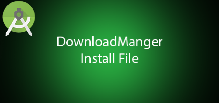 Android Download Manager download from url Tutorial - QuestDot