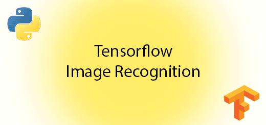 Tensorflow Machine Learning Image Recognition Python Api Tutorial